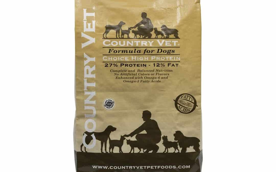 Choice Hi Protein Formula for Dogs