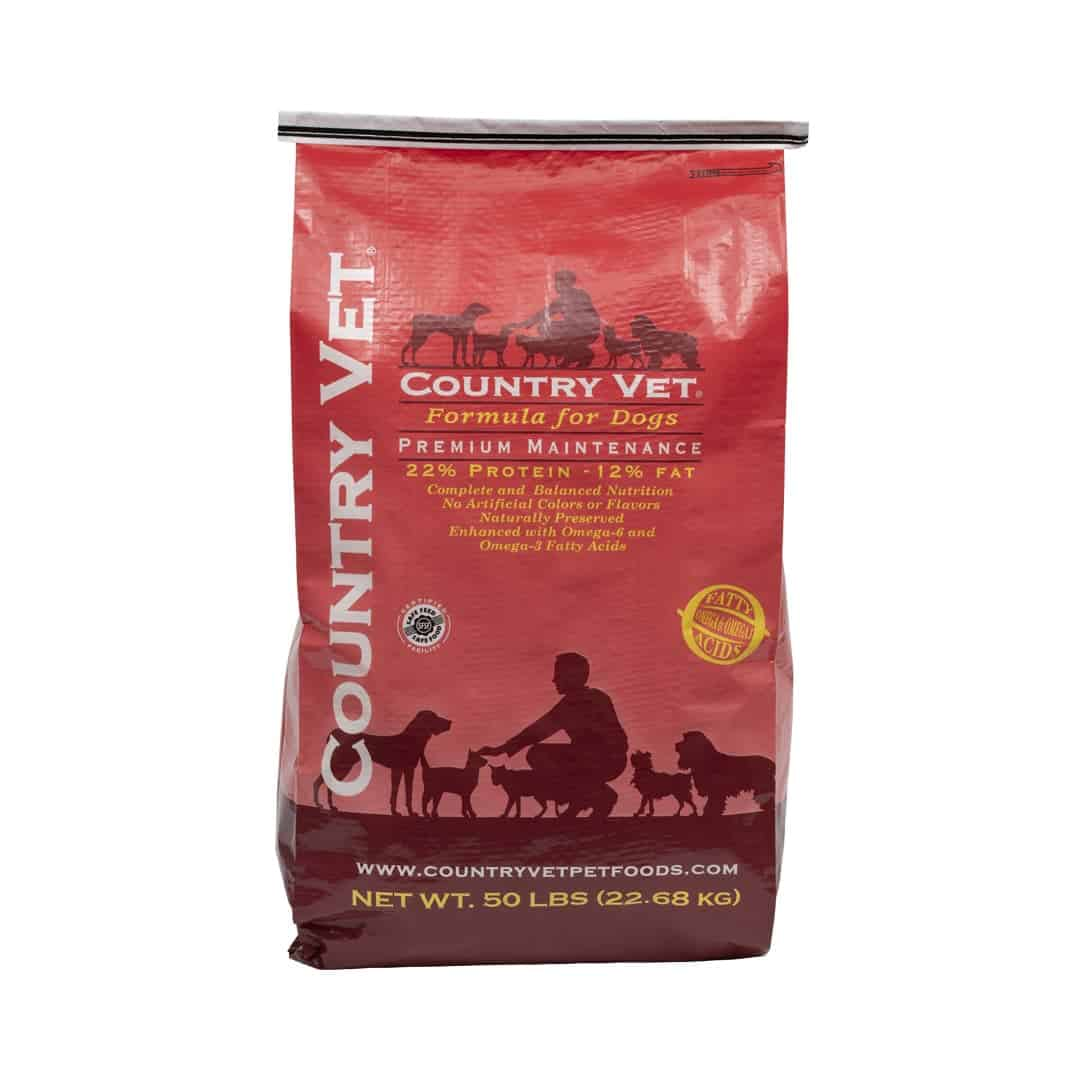 Premium Maintenance For Dogs Country Vet Pet Food