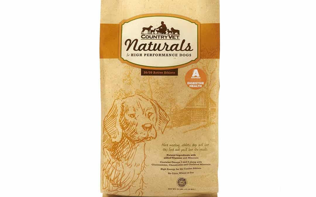 Country Vet® Naturals for High Performance Dogs