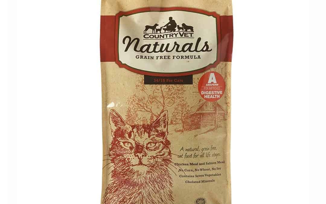 Country Vet® Naturals Grain Free for Cats