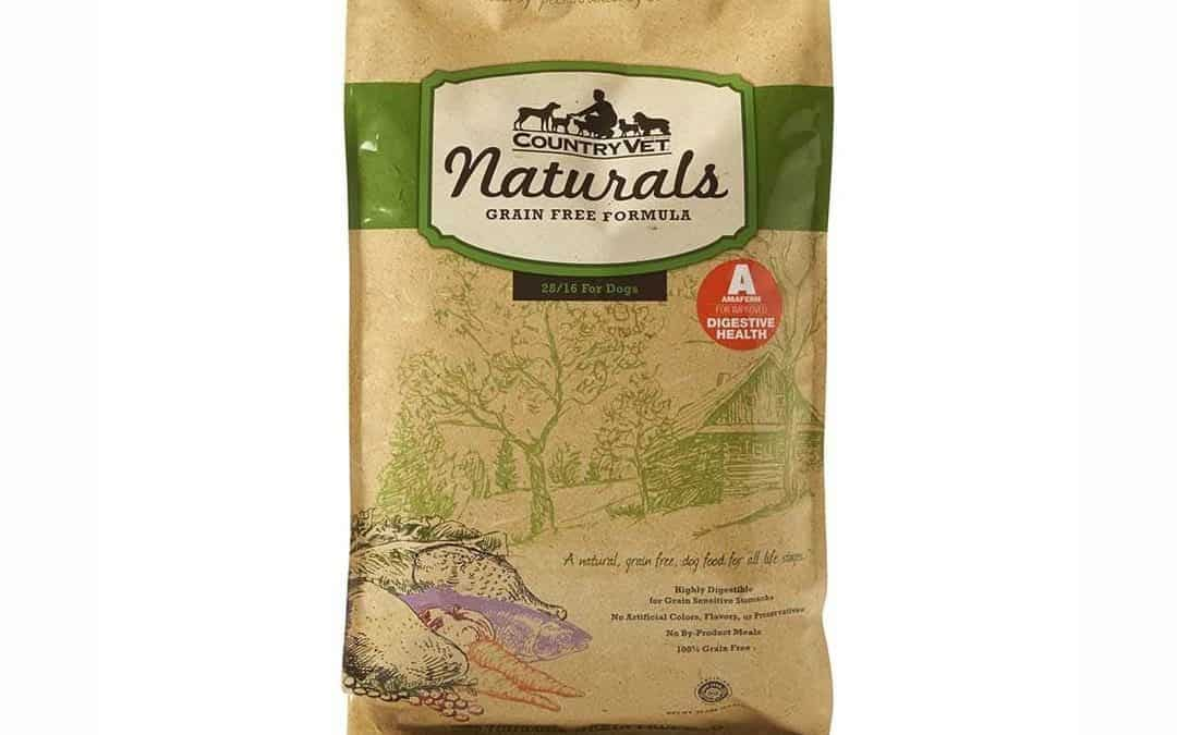 Country Vet® Naturals Grain Free for Dogs