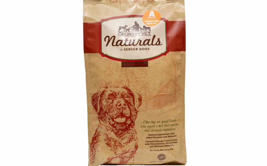 Country Vet® Naturals for Senior Dogs